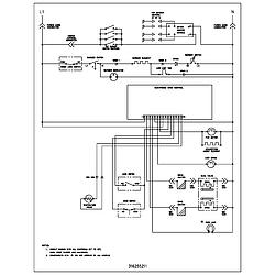 frigidaire plgf389ccc gas range timer stove clocks and appliance rh appliancetimers com