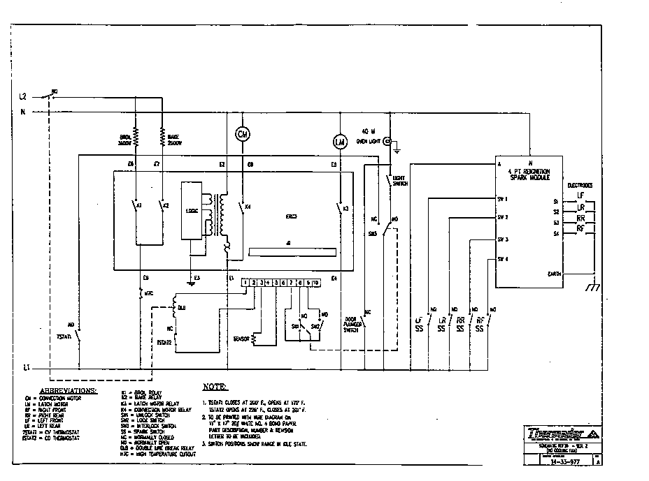 schematic parts thermador rdf30rs freestanding dual fuel range timer stove bosch dishwasher wiring schematics at bayanpartner.co