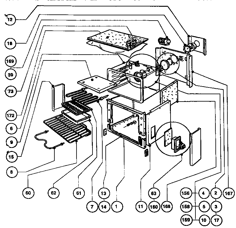 Control Board Wiring Diagram For Thermador