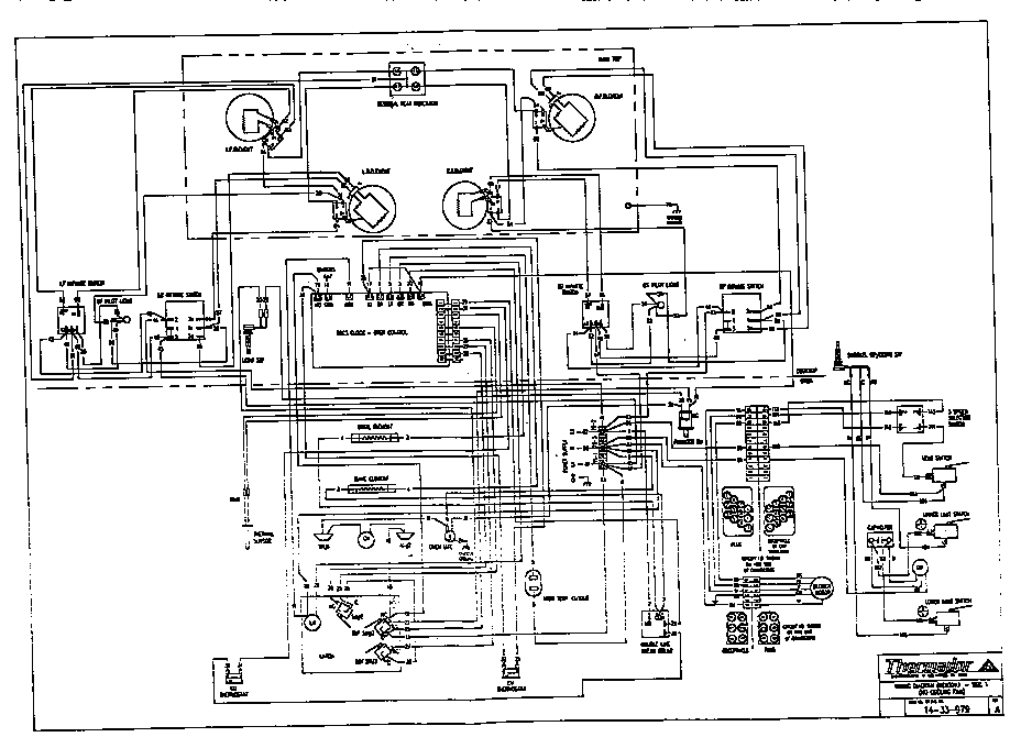 wiring diagram parts thermador red30vqw drop in electric range timer stove clocks and VW Beetle Headlight Switch at nearapp.co