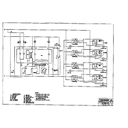 thermador ref30qw freestanding electric range timer stove clocks wheel horse tractor wiring diagram ref30qw freestanding electric range schematic parts diagram wiring diagram parts diagram