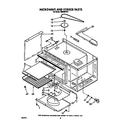Wiring Diagram For Whirlpool Stove