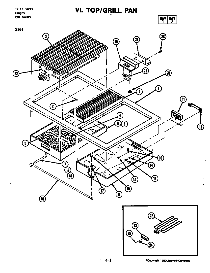 jenn air s161 electric slide in range timer stove clocks and rh appliancetimers com A Diagram of Toshiba Laptop Dell Laptop Parts Diagram