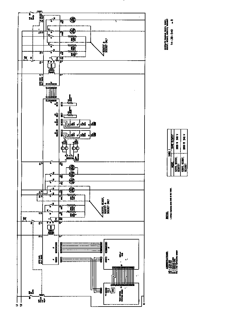 Electricity Wiring Diagram