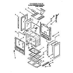 Kitchenaid superba refrigerator parts diagram wiring source - Kitchenaid superba microwave parts ...