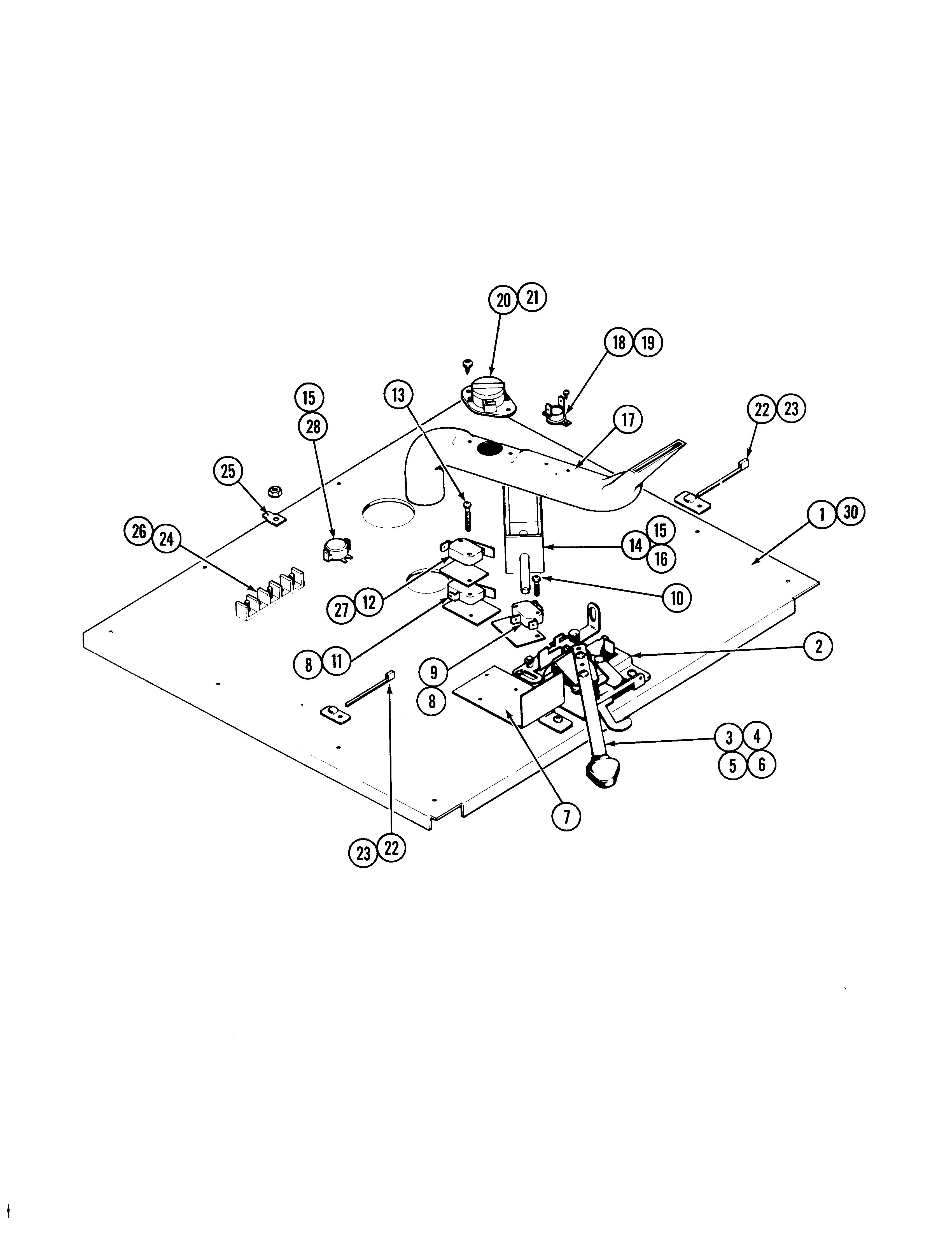 jenn-air w188w timer