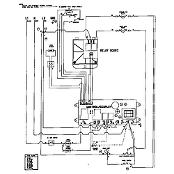 Jenn air w27200b electric wall oven timer stove clocks and w27200b electric wall oven wiring information w27200b w27200w parts diagram sciox Choice Image
