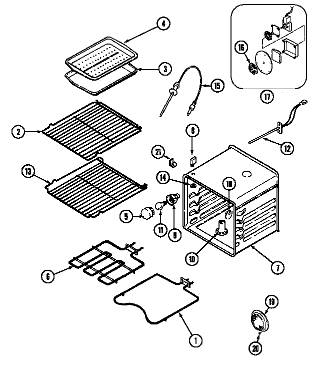 Jenn air wm27260b electric walloven timer stove clocks and wm27260b electric walloven oven parts diagram sciox Choice Image
