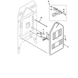 kitchenaid ykerc507hw0 free standing electric range timer