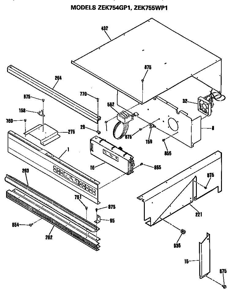 General Electric Washer Bedradings Schema